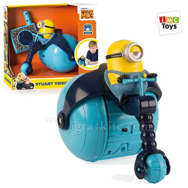 IMC Toys - Minions Миньонската машина на Стюарт с радио контрол 375291