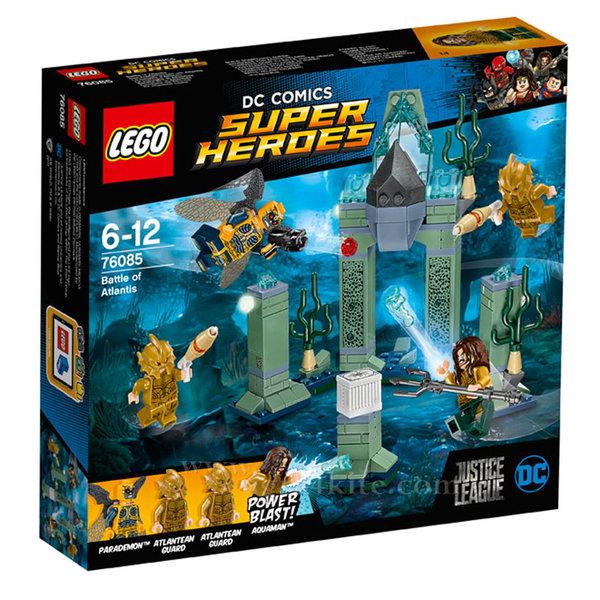 Lego 76085 Super Heroes - Битката за Атлантида