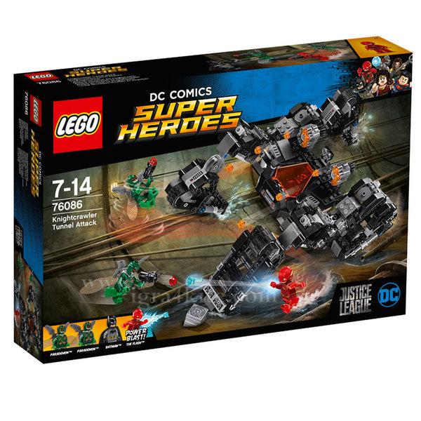 Lego 76086 Super Heroes - Нападение в тунела