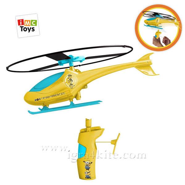 IMC Toys - Minions Спасителен хеликоптер Миньоните 375185