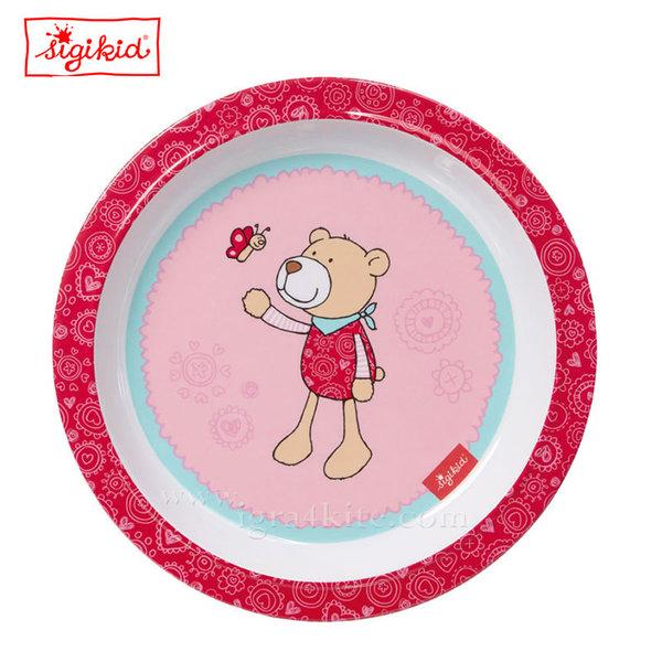 Sigikid - Bellarella Детска меламинова чиния 24853