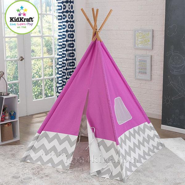 KidKraft - Детска палатка Deluxe Pink 00227