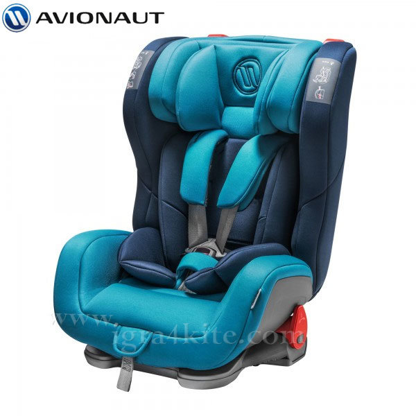Avionaut - Evolvair Expedition столче за кола 9-36 кг. синьо EX.03