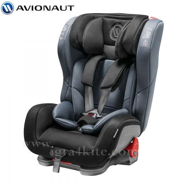 Avionaut - Evolvair Expedition столче за кола 9-36 кг. тъмносиво EX.06