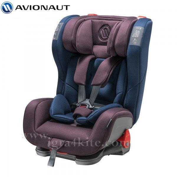 Avionaut - Evolvair Expedition столче за кола 9-36 кг. лилаво-синьо EX.04