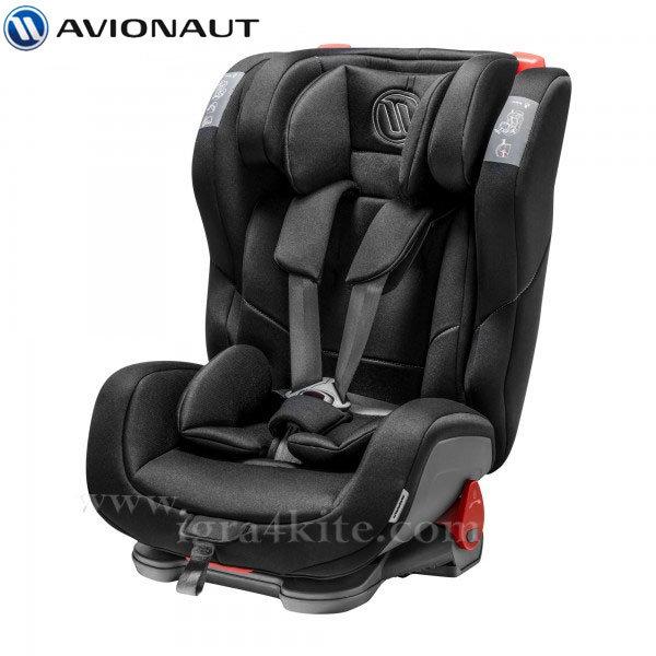 Avionaut - Evolvair Expedition столче за кола 9-36 кг. черно EX.07