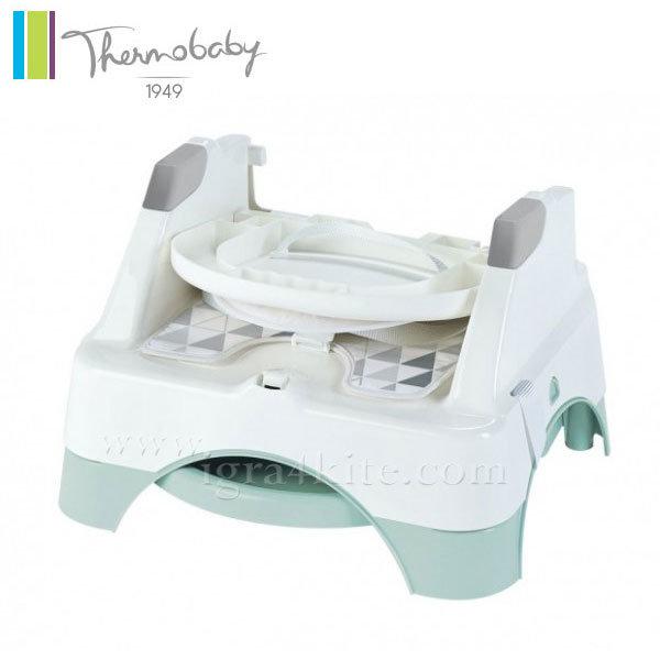 Thermobaby - Детско столче 2в1 EDGAR зелено 2194973