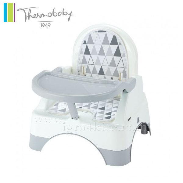 Thermobaby - Детско столче 2в1 EDGAR сиво 2194987