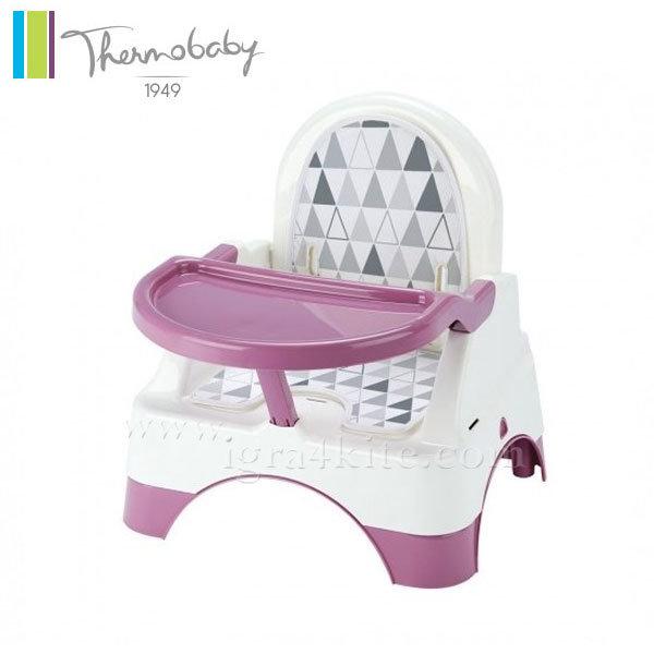 Thermobaby - Детско столче 2в1 EDGAR розово 2194952