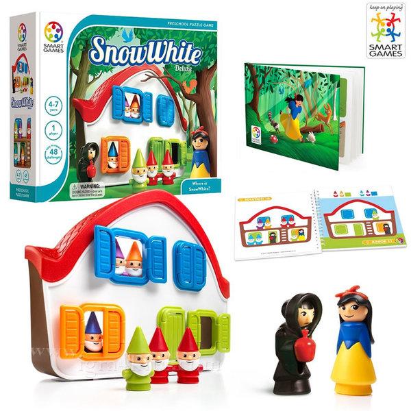Smart Games - Игра Снежанка и седемте джуджета 024 4+