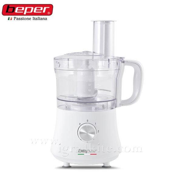 Beper - Кухненски робот 500W бял 90.470b