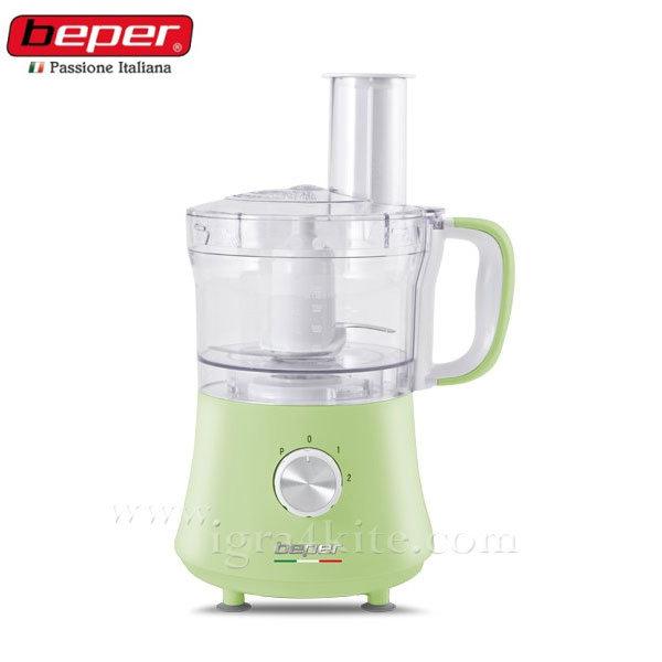 Beper - Кухненски робот 500W зелен 90.470v