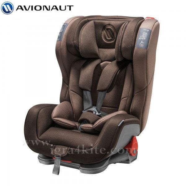 Avionaut - Evolvair Expedition столче за кола 9-36 кг. кафяво EX.02