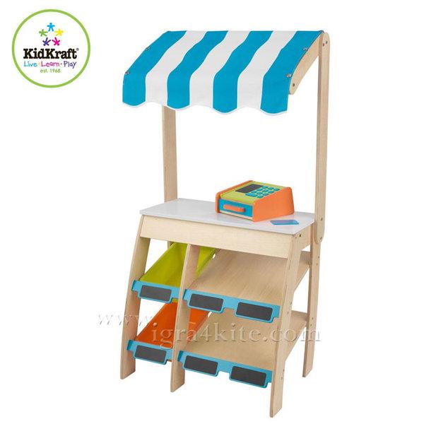KidKraft - Детски дървен супермаркет 53017