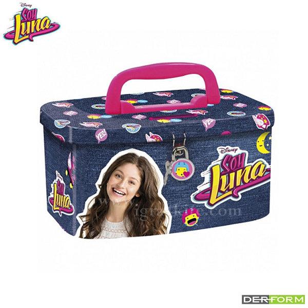 Disney Soy Luna - Детска касичка куфарче Сой Луна 52059