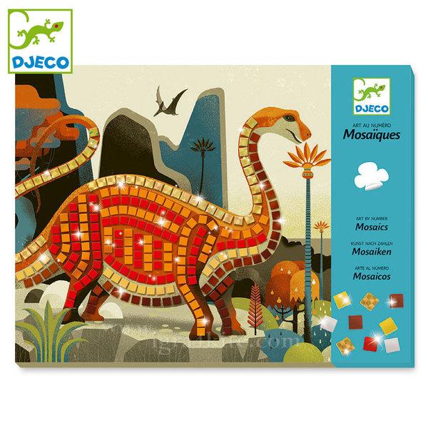 Djeco - Детска мозайка Динозаври DJ08899