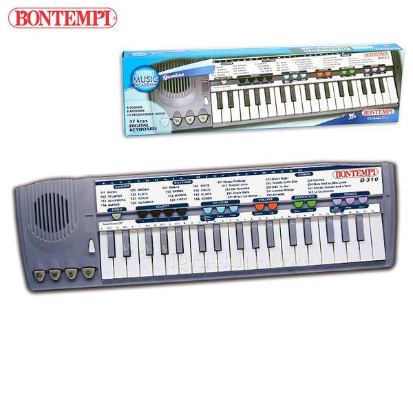 Bontempi - Електронен синтезатор 37 клавиша 191199