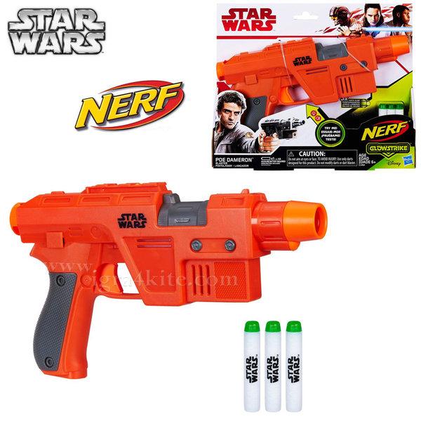 Hasbro Star Wars - Nerf Бластера на По Дамерън c1464
