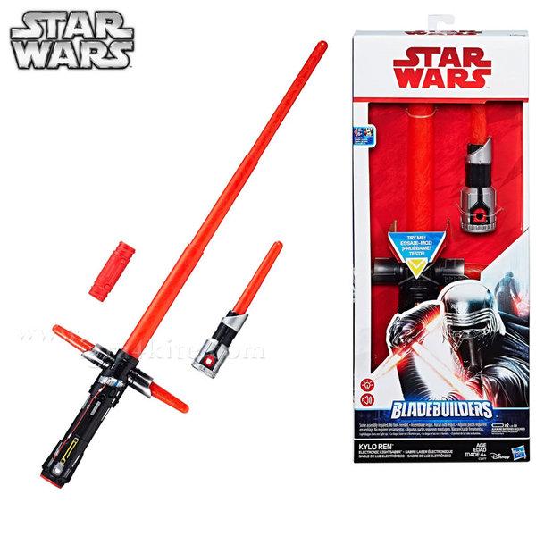Hasbro Star Wars - Светлинен меч Kylo Ren c1577