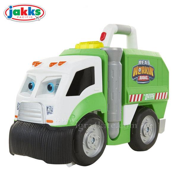Jakks Pacific - Камион г-н Дъсти събирач на играчки 74421