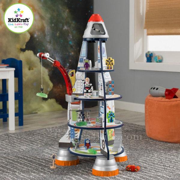 KidKraft - Детски комплект Космически кораб 63443