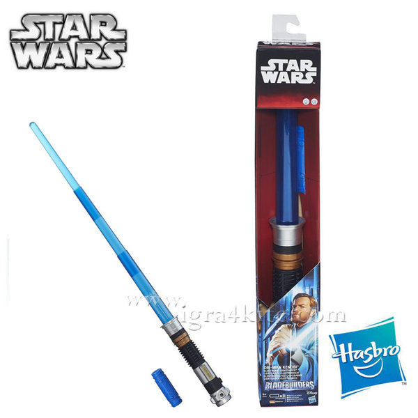Hasbro Star Wars - Светлинен меч Obi-Wan Kenobi B2919