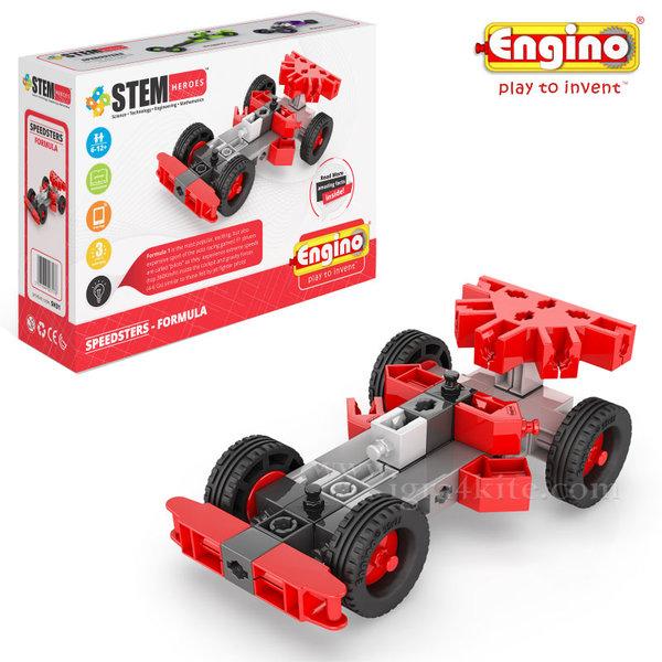 Engino - Конструктор Stem Heroes формула sh31