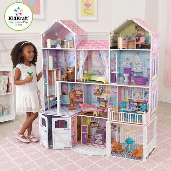 KidKraft - Куклена къща Country Estate 65242