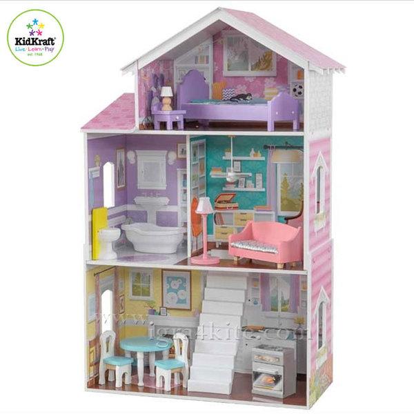 KidKraft - Куклена къща Глендейл 65940