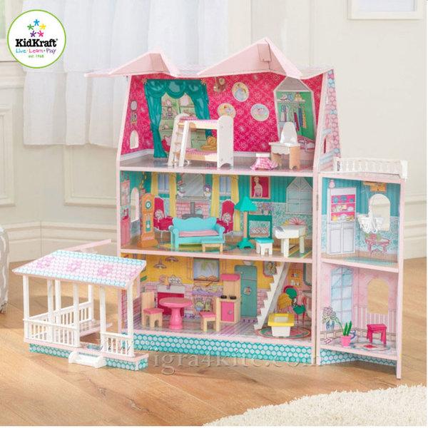 KidKraft - Куклена къща Abbey 65941