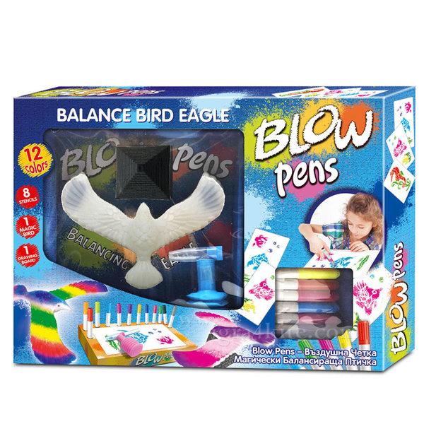 BlowPens - Магически Балансираща Птица 171527