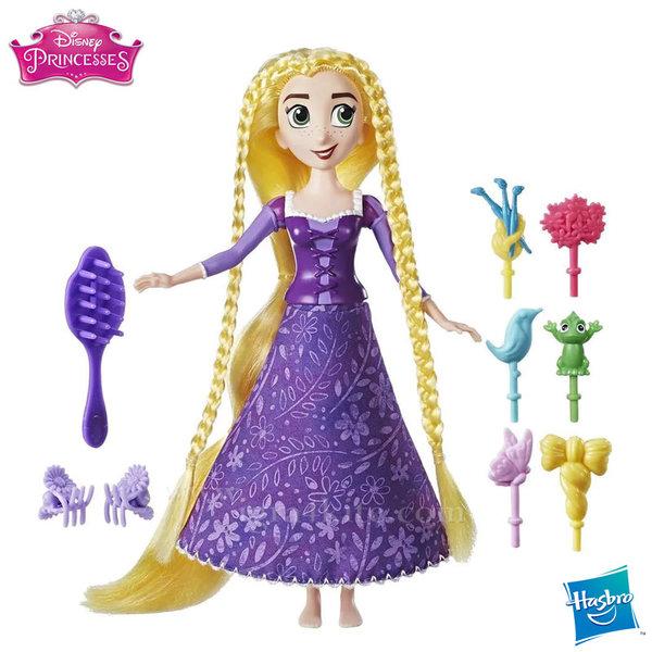 Disney Princess - Кукла Рапунцел с аксесоари за коса c1748