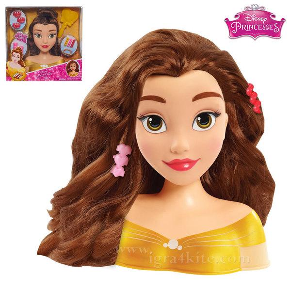 Disney Princess - Красавицата и звяра Модел за прически Бел 87375