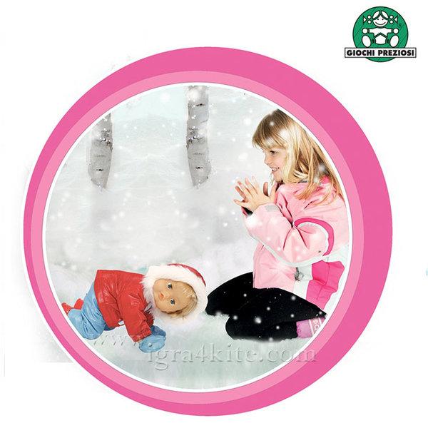 Интерактивна кукла Чичобело - Пълзяща кукла Чичобело със зимни дрехи 05001