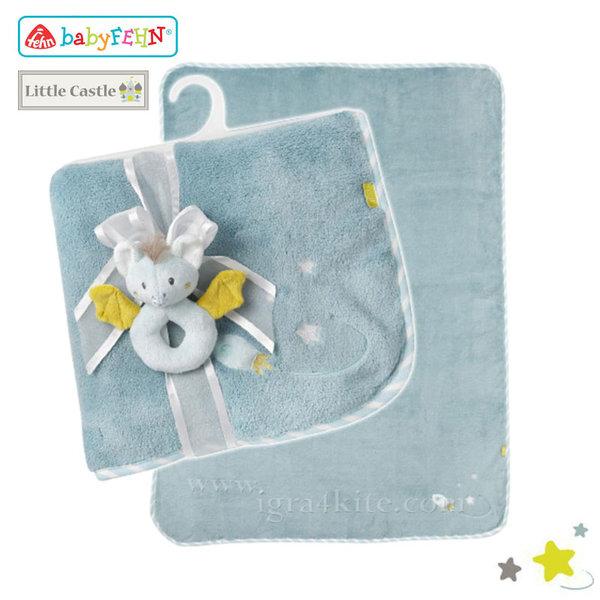 Baby Fehn Little Castle - Бебешко одеало Прилеп 065183