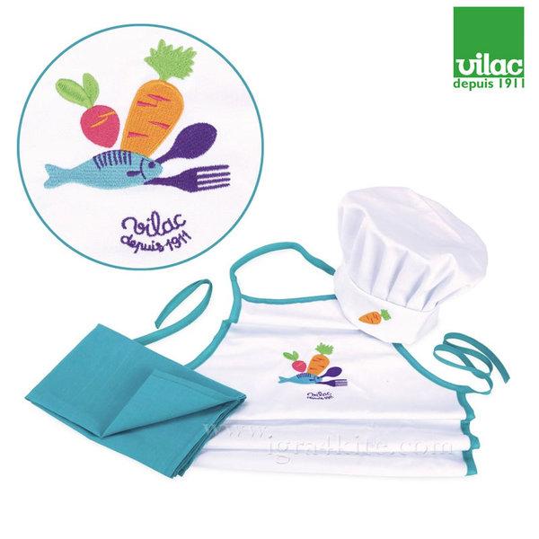 Vilac - Детски костюм Главен готвач 7900
