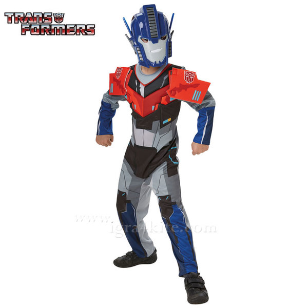 Детски карнавален костюм Transformers Оптимус Прайм 610613