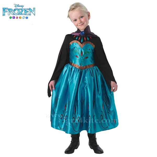Детски карнавален костюм Disney Frozen Елза 610376