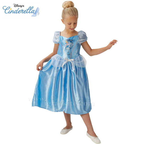Детски карнавален костюм Disney Пепеляшка 620537