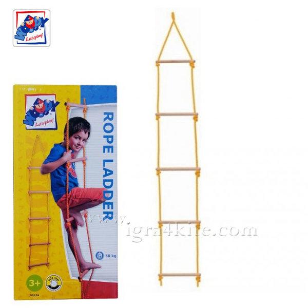 Woody - Детска въжена стълба 90124