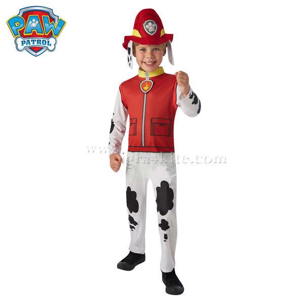 Детски карнавален костюм Paw Patrol Маршал 630719