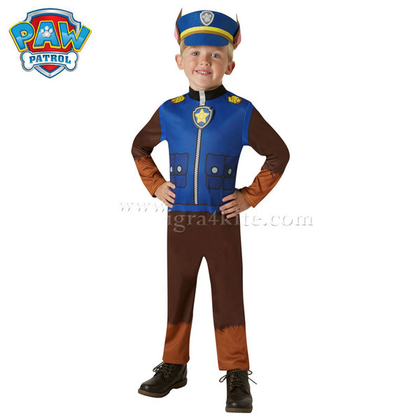 Детски карнавален костюм Paw Patrol Чейс 630718