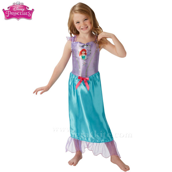 Детски карнавален костюм Disney Малката русалка Ариел 620543