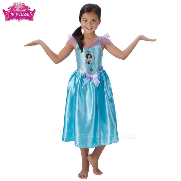 Детски карнавален костюм Disney Принцеса Ясмина 620545