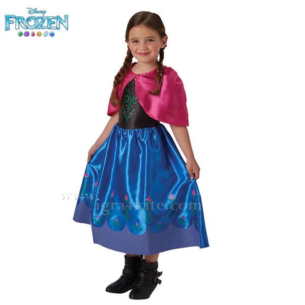 Детски карнавален костюм Disney Frozen Анна 620977