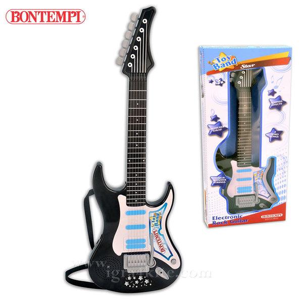 Bontempi - Детска електронна рок китара 191300