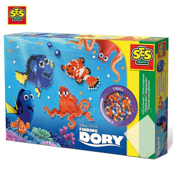 SES Creative Beedz - Disney Мозайка с мъниста Търсенето на Дори 14739