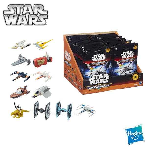 Hasbro Star Wars - Междузвездни войни Случайна мини фигурка b3680