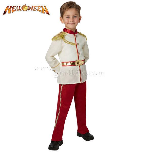 Детски карнавален костюм Disney Пепеляшка Принц Чарминг 620687