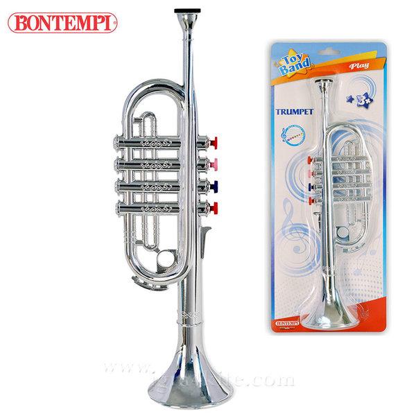 Bontempi - Детски тромпет с 4 клавиша 191305